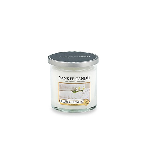 Yankee Candle® Fluffy Towels™ Small Lidded Candle Tumbler