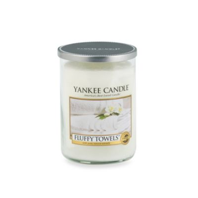 Yankee Candle® Fluffy Towels™ Large Lidded Candle Tumbler