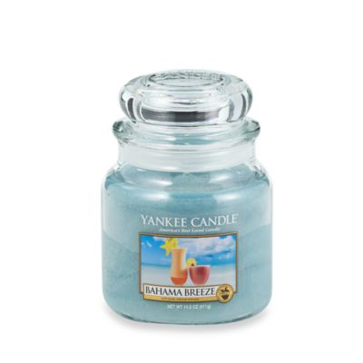 Yankee Candle® Bahama Breeze Medium Classic Candle Jar