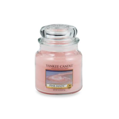 Yankee Candle® Pink Sands™ Medium Classic Candle Jar