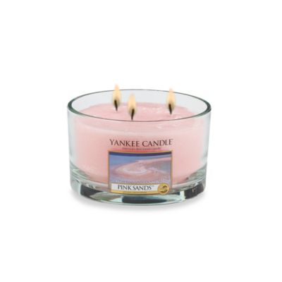 Yankee Candle® Pink Sands™ 3-Wick Candle