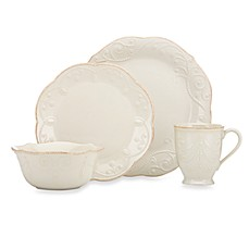 Lenox® French Perle Dinnerware Collection in White