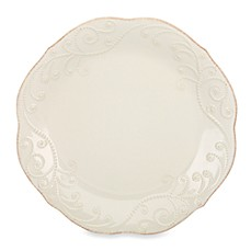 Lenox® French Perle Dinner Plate in White