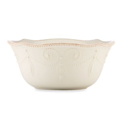 French Perle All Purpose Bowl in White