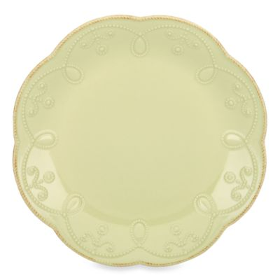 Lenox® French Perle Accent Plate in Pistachio