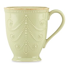 Lenox® French Perle Mug in Pistachio