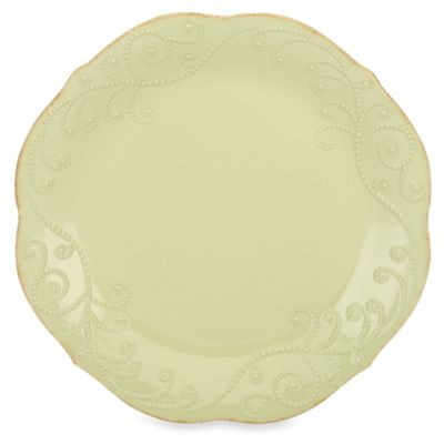 Lenox® French Perle 11-Inch Dinner Plate in Pistachio