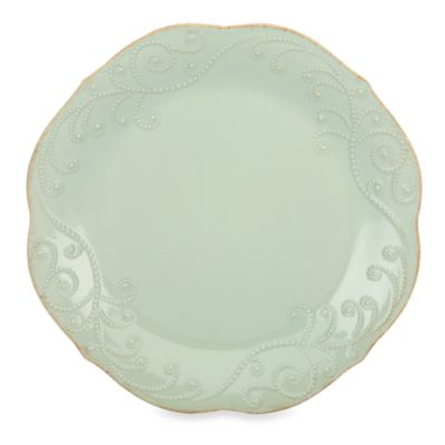 Lenox® French Perle 11-Inch Dinner Plate in Ice Blue