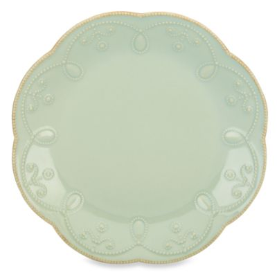 Lenox® French Perle Accent Plate in Ice Blue