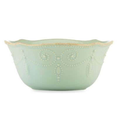 Lenox® French Perle 6.5-Inch All Purpose Bowl in Ice Blue