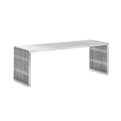 Zuo® Modern Double Novel Bench