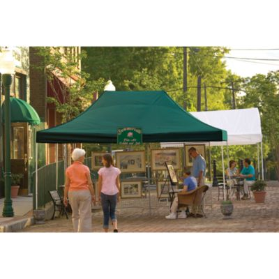 ShelterLogic® Pro Series 10-Foot x 15-Foot Straight Leg Canopy in Bronze