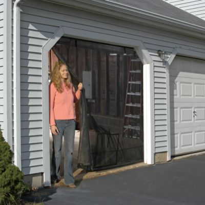 ShelterLogic® Quick Screen™ Single Garage Enclosure Kit in Model 29130