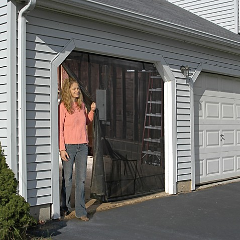 ShelterLogic® Quick Screen™ Single Garage Enclosure Kit Model 29110