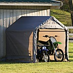ShelterLogic® Shed-in-a-Box® in Grey
