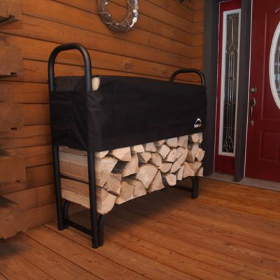 ShelterLogic® 4-Foot Covered Firewood Rack