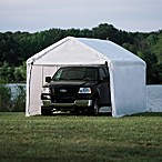 ShelterLogic® Max AP™ Canopy 10-Foot x 20-Foot 2-in-1 Pack Enclosure Kit in White