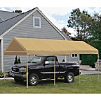ShelterLogic® Max AP™ Canopy 10-Foot x 20-Foot 8 Legs in Tan