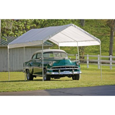 ShelterLogic® Max AP™ Canopy 10-Foot x 20-Foot 6 Legs in White