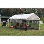 ShelterLogic® Canopy Screen Kit 10-Foot x 20-Foot