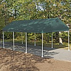 ShelterLogic® Replacement Cover for 10-Foot x 20-Foot Celebration Canopy in Green