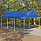ShelterLogic® Replacement Cover for 10' x 20' Celebration Canopy in Blue