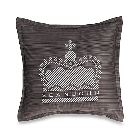 Sean John Alpine Signature Crown Toss Pillow
