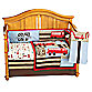 NoJo® Engine 27 6-Piece Crib Bedding