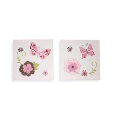 NoJo® Jasmine Wall Art (Set of 2)