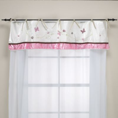 NoJo® Jasmine Window Valance