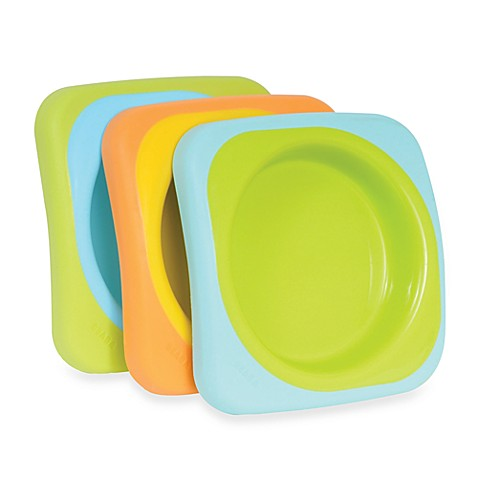 Beaba Soft Plate Set