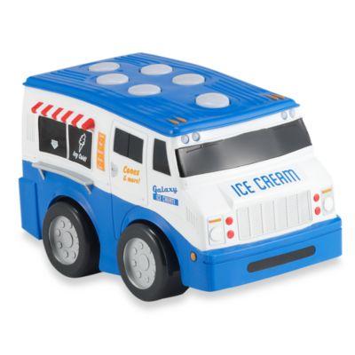 Free Shipping Store > Kid Galaxy Press n Go Ice-Cream Truck