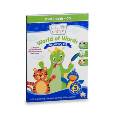 Baby Einstein®: World of Words Discovery Kit