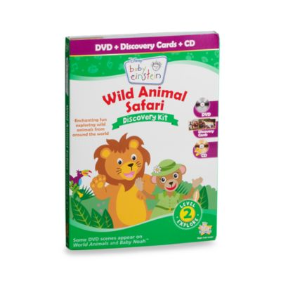 Baby Einstein Wild Animal Safari Discovery Kit