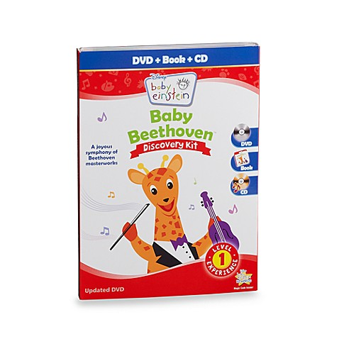Baby Einstein®: Baby Beethoven Discovery Kit
