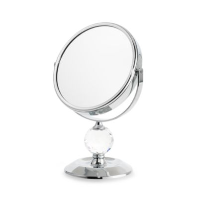Crystal Ball 5-Inch Vanity Mirror