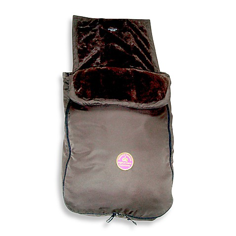 Toastie Toddler® Couture Size XL Stroller Blanket in Brown