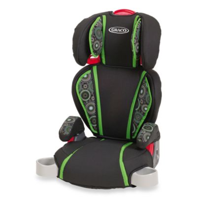 Booster Car Seats > Graco® Highback TurboBooster® Car Seat in Spitfire™