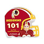 NFL Children's Board Book in Washington Redskins 101