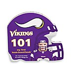 NFL Children's Board Book in Minnesota Vikings 101