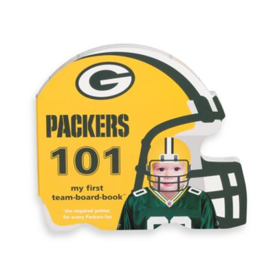 NFL Green Bay Packers 101 Children's Board Book
