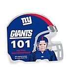 NFL Children's Board Book in New York Giants 101