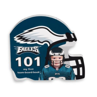 NFL Children's Board Book in Philadelphia Eagles 101