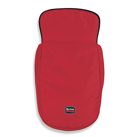 BRITAX B-Ready Boot Cover in Red