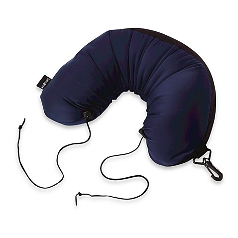 Samsonite® Microbead Neck Pillow