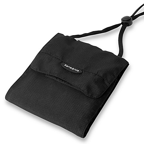 Samsonite® Security Neck Pouch - Black