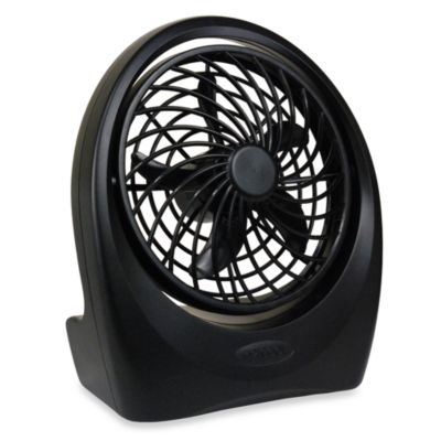 O2-Cool® Portable Plus™ 5-Inch Battery Powered Portable Fan