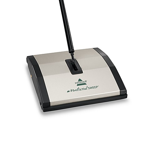 BISSELL® Natural Sweep® Dual Brush Sweeper