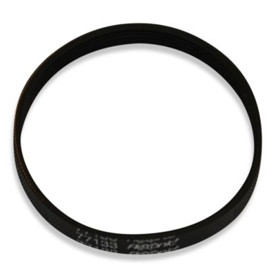 Black Serpentine Belt