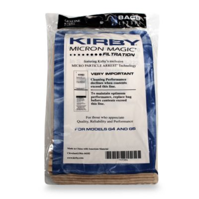 Kirby® Micron Magic® 9-Pack Filtration Paper Dust Bags